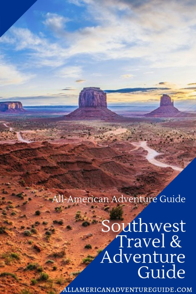 Southwest Travel & Adventure Guide