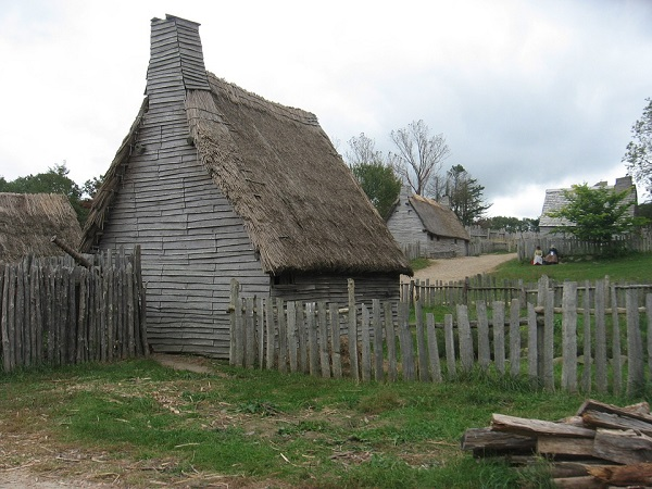 Plimoth Plantation in Plymouth, Mass