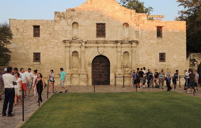 Alamo, San Antonio Missions National Historical Park, Texas