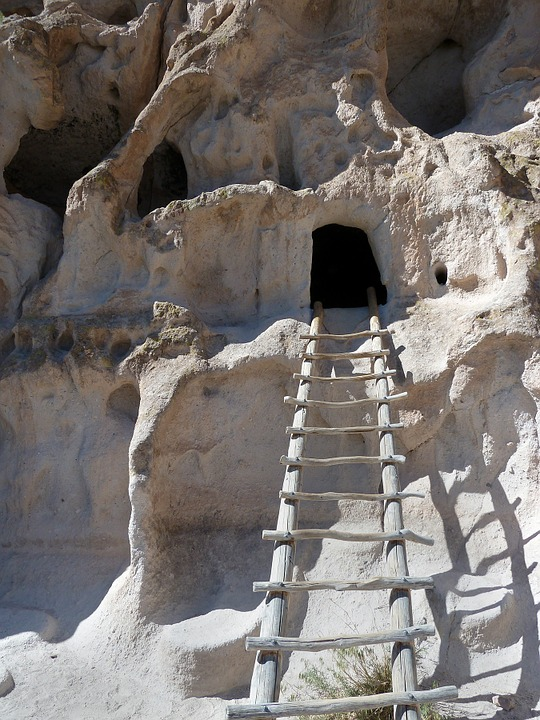 Bandelier National Monument in Arizona