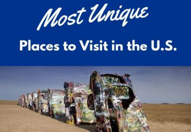 Most Unique Places to Visit in the US