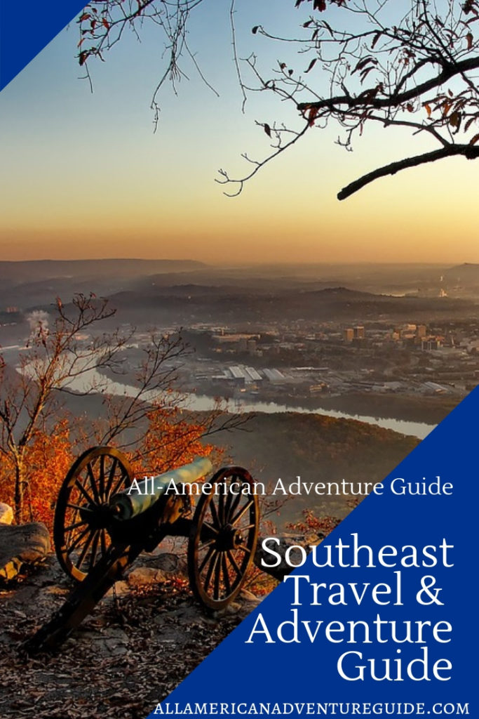 Southeast Travel & Adventure Guide