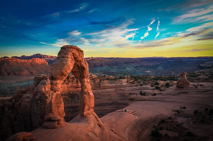 Arches National Park in Utah