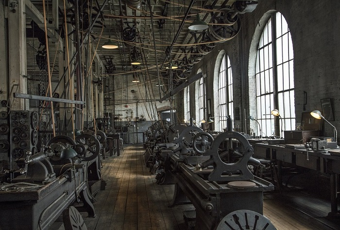 Thomas Edison's laboratory in New Jersey