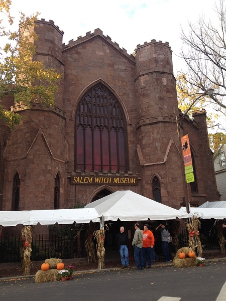 Salem Witch Museum, Salem, Mass