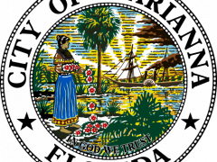 Official Seal of the City of Marianna, Florida