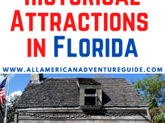 Historical Attractions in Florida