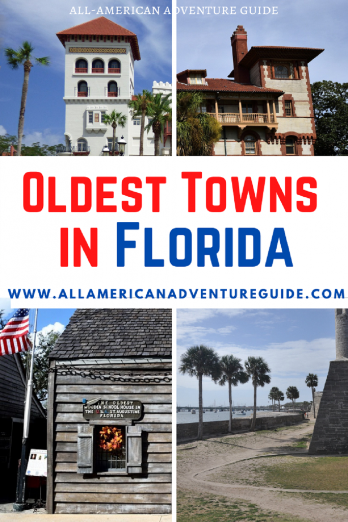 Oldest Towns in Florida