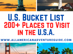 Best Places to Visit in the U.S.A.