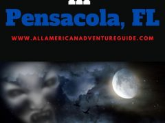 Ghost Tours in Pensacola FL