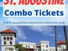 St. Augustine Combo Tickets